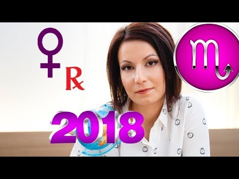 Venus Retrograde In Scorpio & Libra 2018 Predictions with Marina & Astrolada