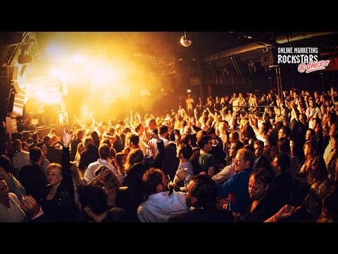 Rockstars Aftershow Recap 2014 | Online Marketing Rockstars @ dmexco