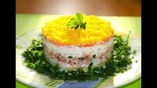 5 простых и вкусных салатов