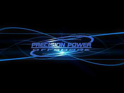 2018 Erie Poker Run Silver Sponsor - Precision Power Offshor