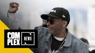 Spike Lee Trashes Trump for Not Denouncing 'Those Nazi Motherf***ers'