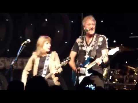 Suzi Quatro and Sweet - Can The Can