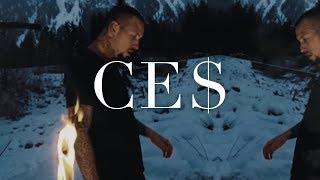 Смотреть клип Ce$ - Teufelskreis