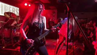 """Iron Maiden's """"Aces High"""" performed by tribute band The Iron Maidens"""