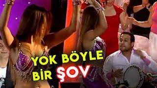 Popstar Erkandan Muhteşem Darbuka Şov Eşliğinde Roman Dansı