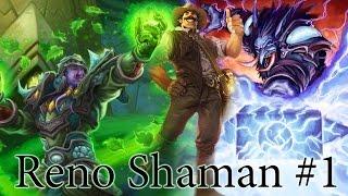 Hearthstone Reno Control Shaman #1 - Reno 911