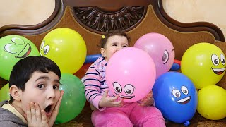 Celina has new candy with Hasouna - سيلينا وحسونة حلويات
