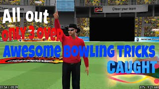 wcc2 Manual bowling tricks, it's really awesome, game lover must see this tricks