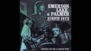 Emerson, Lake & Palmer (ELP) Live in Zurich, Switzerland 4/15/1973