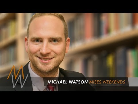 Michael Watson: What is Outside of Economics?