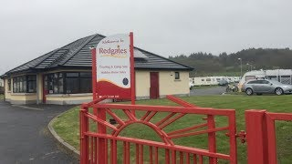 Redgates Caravan Site - Maidens, Ayrshire