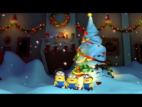 minions christmas hd - Minions Christmas Tree