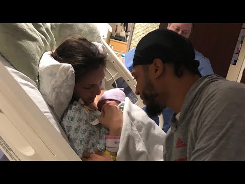 LABOR AND DELIVERY VLOG 2019