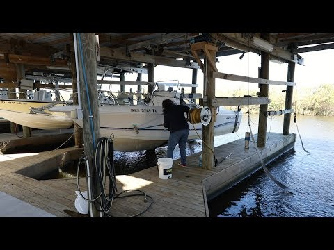 Gulf Guardian Award: 1st Place Business & Industry – Booyah Clean Marine Cleaners
