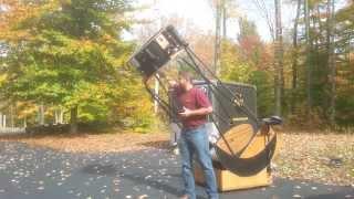 """NMT 27"""" f/3.9 Dobsonian Telescope"""