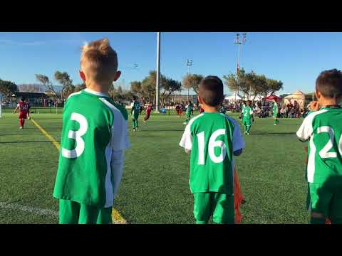 ORION AJAX UNITED 10B vs CUPERTINO FC 12/10/2017