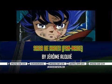 Saga de Hades por Jérôme Alquié (Fan-Made)