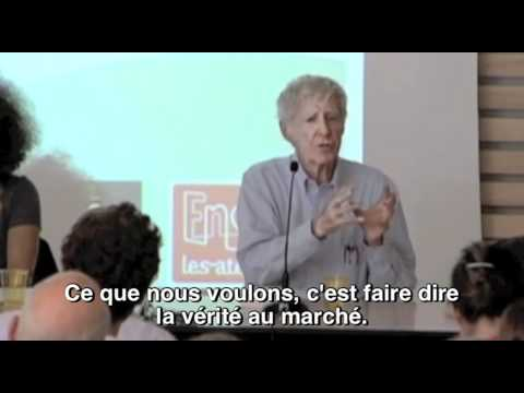 Conference Lester Brown Paris-Version Originale Sous Titrée en français