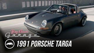 """homepage tile video photo for 1991 Porsche Targa """"Honor Roll"""" Restored By Singer - Jay Leno's Garage"""