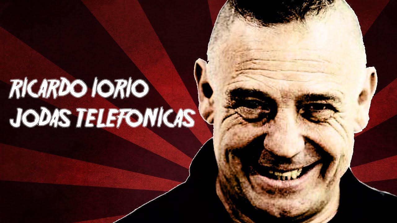 "Ricardo Iorio haciendo jodas telefónicas - ""Soundboard prank"