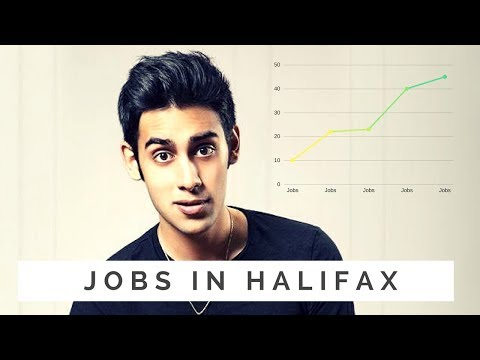 Jobs in Halifax | Finding a Job in Halifax Nova Scotia