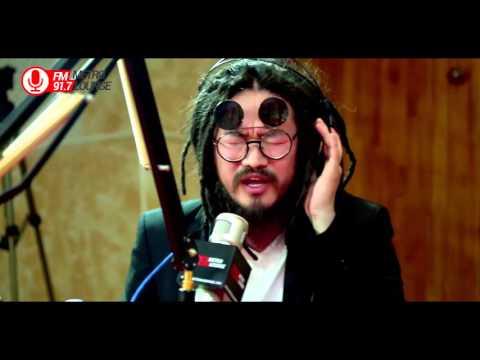JiiJah - Rasta Love - Metrolounge FM 91.7 - On Air