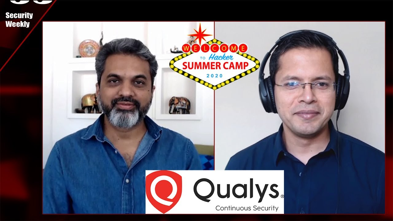 Automating Your Vulnerability Management Program - Mehul Revankar, Sumedh Thakar - PSW #661