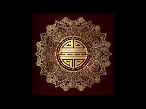 Relaxing Sleep ☯ Solar Wind Theta Meditation Music 174 Hz Aura Clearing