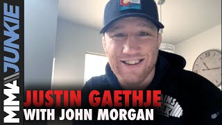 Justin Gaethje: UFC botched lightweight division, talks Conor McGregor, Nate Diaz, more