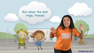 When the Bell Rings, Freeze! | Music for Classroom Management
