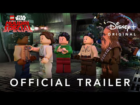 LEGO Star Wars Holiday Special   Official Trailer   Disney+