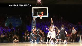 MBB // Villanova vs Kansas // 11.29.13