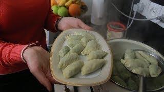 ГОДЕКАН Учимся готовить Курзе из Мокрицы (Джимджили, Пичекар) РГВК Дагестан в Селе Чинар