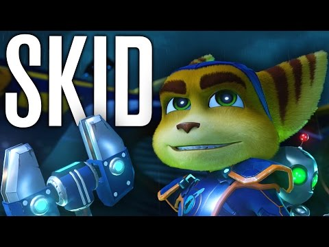 GOING FOR A SKID MATE   Ratchet & Clank PS4 Gameplay #2