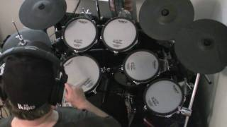 The Rembrandts - Just The Way It Is, Baby (Drum Cover)