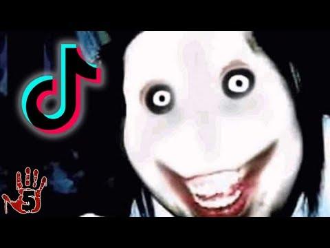 Top 5 Scary TikTok Videos
