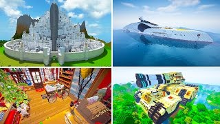 6 GIANT Creations That Will Blow Your Mind