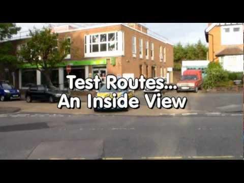 Loughton Practical Test Routes - Test Centre Exit