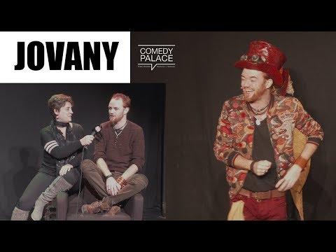 Les RDV Cultur'L    Jovany au comédy palace
