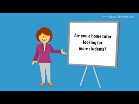Genext Tutor App Explainer Demo Video