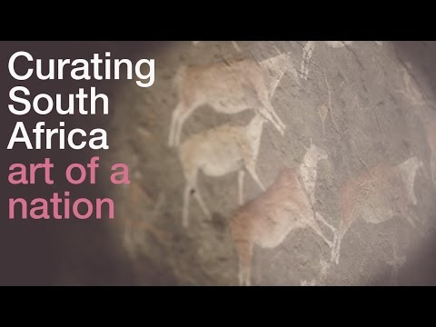 Curating South Africa: the art of a nation