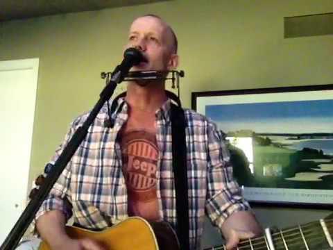 John Shea on Guitar -- Baba O'Riley -- The Who