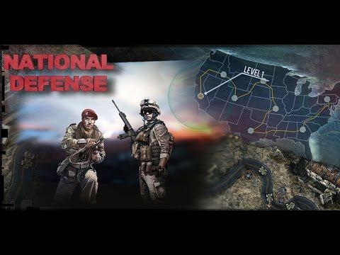 National Defense Game: Walkthrough for vitalitygames.com