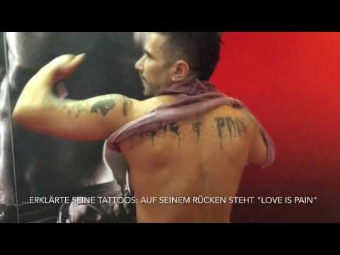 Tattoo-Expo Leipzig 2017  mit Marc Terenzi - Impressionen