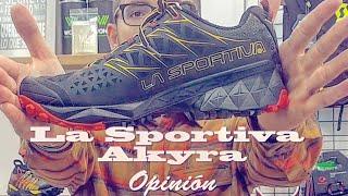 La Sportiva Akyra Opinión con 100km