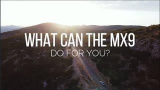 TRIMBLE MX9 APPLICATION VIDEO