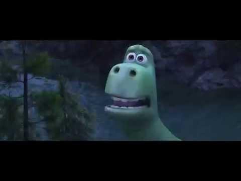 The Good Dinosaur - El viaje de Arlo   official international trailer #2 ES (2015) Disney Pixar