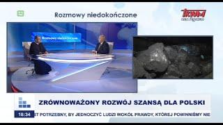 Rozmowy niedokończone: Zrównoważony rozwój szansą dla Polski