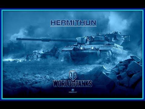 World of Tanks Sebivel és Zománccal  - Logintum Corp Hermithun