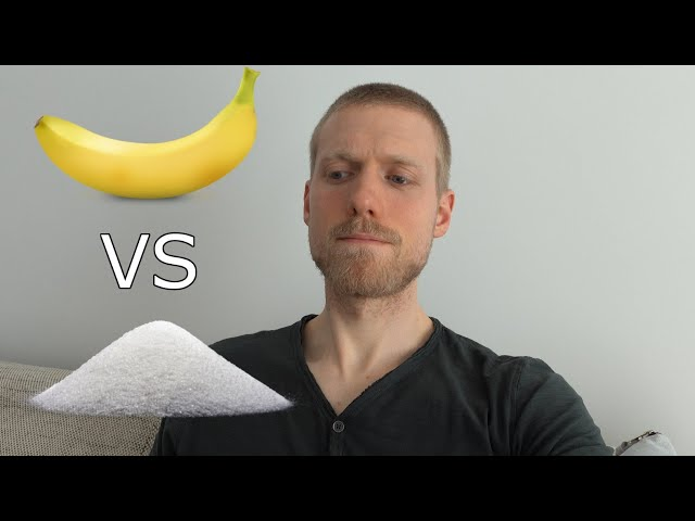 Gedachten over #1: suiker of banaan in gebak